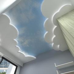 女兒房天花板